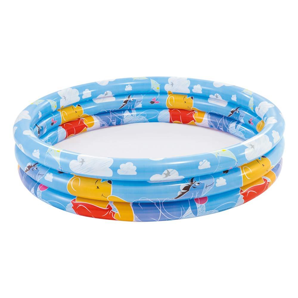 Disney Intex 58915NP–3anneaux de piscine Winnie l'Ourson 58915NP