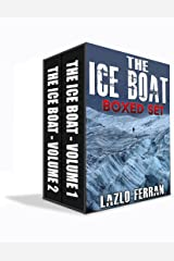 The Ice Boat - Boxed Set: On the Road from London to Siberia (Sex, Drugs and Rock and Roll – Pulling Down the Pants of Nick Kent and Jack Kerouac Book 3) Kindle Edition