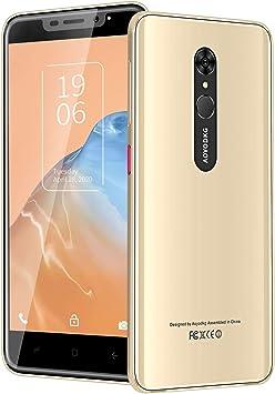 Teléfono Móvil Libre 4G, Smartphone Pantalla IPS de 5.5