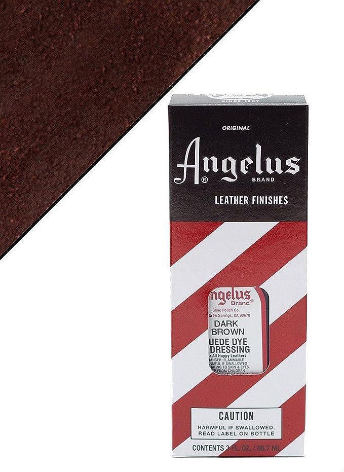 Amazon.com: Angelus Suede Dye Dark Brown