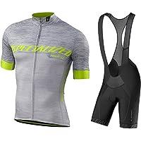 Conjunto De Jersey De Ciclismo para Hombre, Conjunto