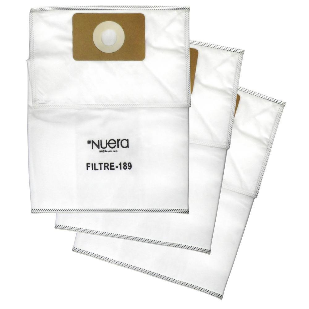 Husky 3 High Efficiency Filter Bags - ZEN & NANOOK