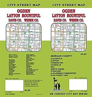 Logan / Brigham City / Northern Utah, UT Street Map: GM ...