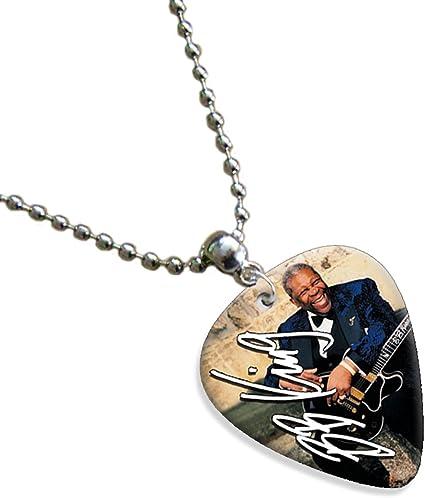 BB King Premium Guitarra Púa Cadena: Amazon.es: Instrumentos musicales