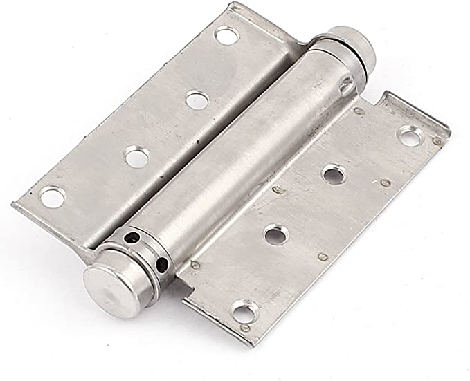 Door Hinges Set of 2 Austyle 100mm x 55mm @ 3mm thick Stainless Steel ON SALE