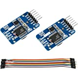 DS3231 AT24C32 IIC RTC Module Clock Timer Memory Module Beats Replace DS1307 I2C RTC Board Compatible with Arduino…