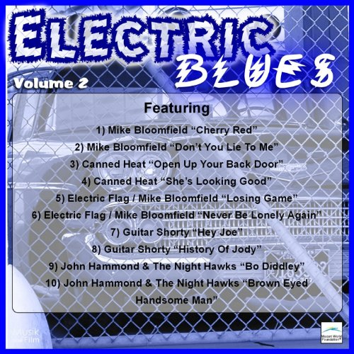 Electric Blues, Vol. 2