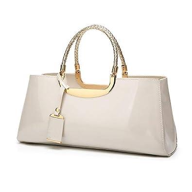 Bolsas de noche de pintura suave bolso de mano para mujer ...