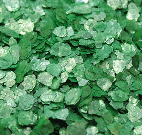 Green - Dark Green - Natural Mica - #311-4366 (4 oz Bulk Bag)