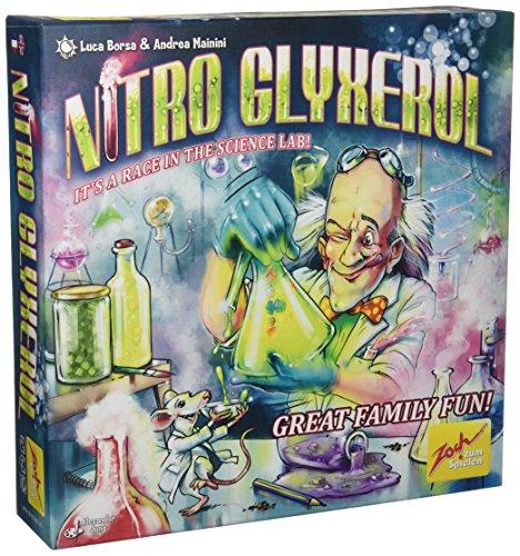 Zoch Verlag Nitro Glyxerol Board Game