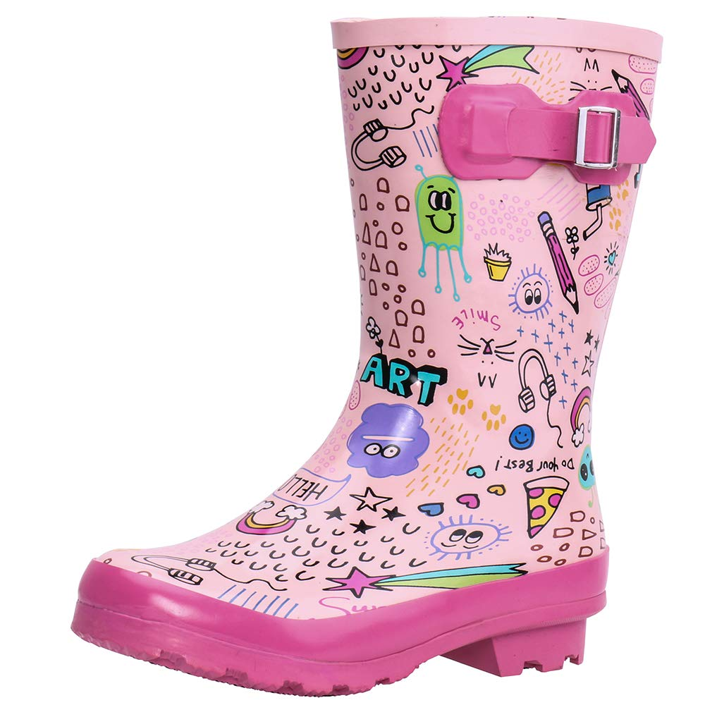 239a526e213 Best Rated in Girls' Rain Boots & Helpful Customer Reviews - Amazon.com