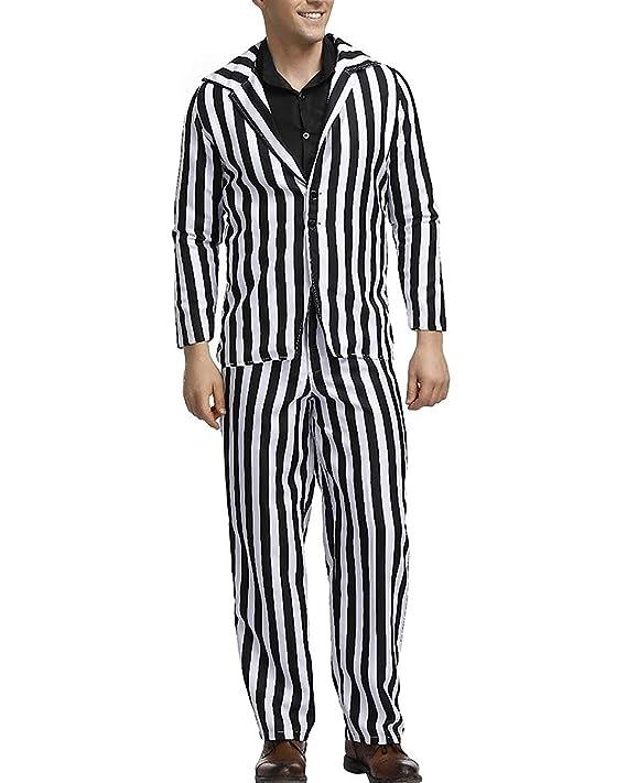 Amazon.com: BOCCALOOK Disfraz de payaso de circo de ...