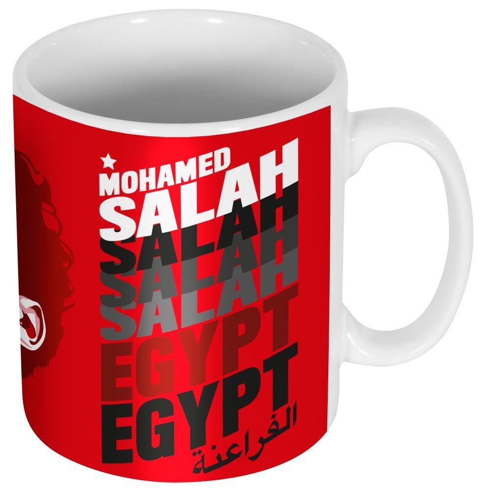 Egypt Salah Portrait Mug