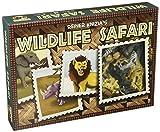 Eagle-Gryphon Games Wildlife Safari Strategy Board Game