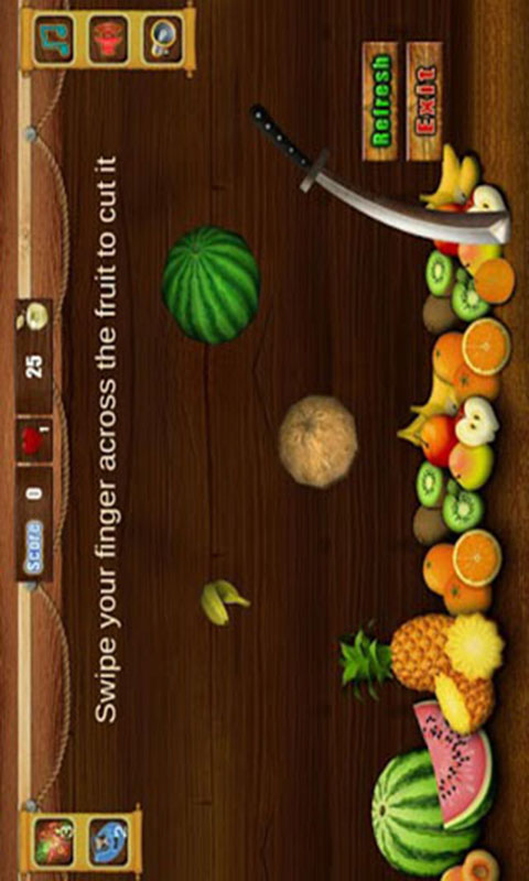 Cut Fruits 3D: Amazon.es: Appstore para Android