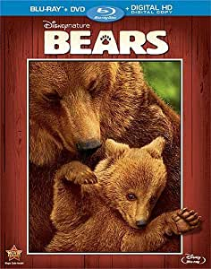 Disneynature: Bears (Two-Disc Blu-ray/DVD Combo) by Walt Disney Studios Home Entertainment