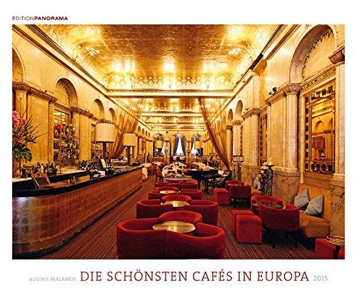 Die schönsten Cafés in Europa 2015