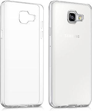kwmobile Funda Compatible con Samsung Galaxy A5 (2016): Amazon.es ...