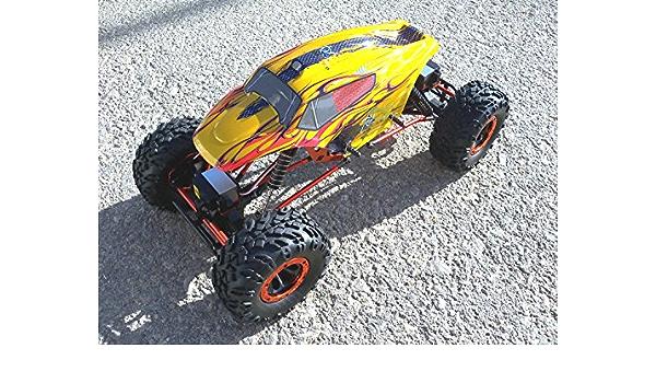 MODELTRONIC Crawler HSP 1:10 Pangolin LIPO 4 Rueda ...