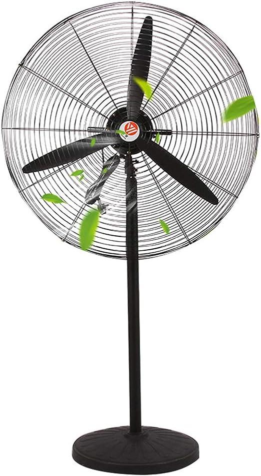 ZY Cold fan Ventilador de Pedestal de pie oscilante, Ventilador de ...