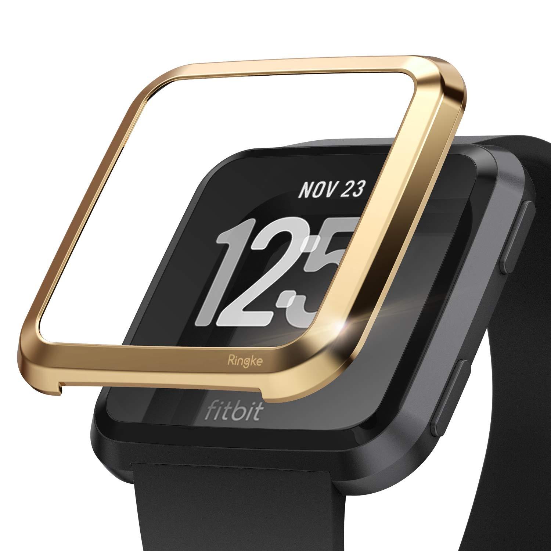 Ringke Bezel Styling Diseñado para Funda Fitbit Versa (por Fitbit Versa Smartwatch) - FW-V-05