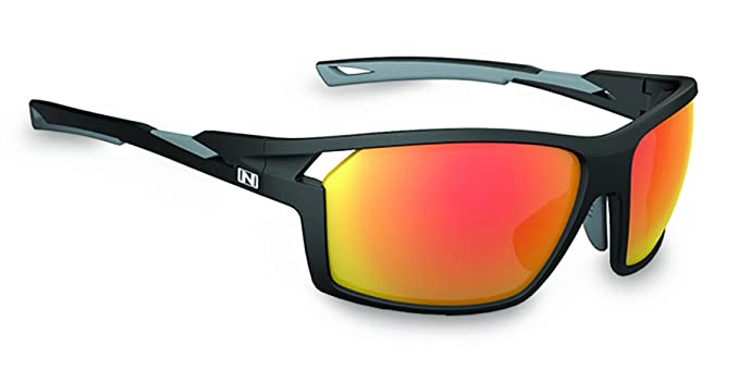 4f19365c54e33 Optic Nerve Primer Deuce Interchangeable Sunglasses - Matte Black with Grey  and 2 Sets  Grey