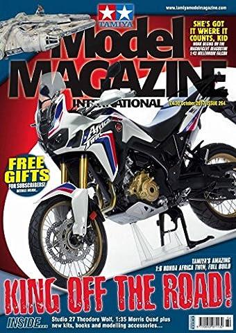 Tamiya Model Magazine - Modelling Magazine