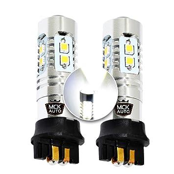 Skoda Fabia 6Y2 239 C5W White Interior Boot Bulb LED High Power Light Upgrade