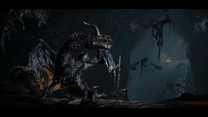Dragons Dogma: Dark Arisen (Xbox 360) [Importación Inglesa]: Amazon.es: Videojuegos