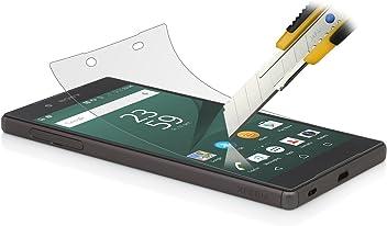 StilGut, pellicola protettiva ultraresistente in vetro temperato per Sony Xperia Z5 (2 pezzi, solo display anteriore)