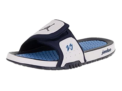 quality design 4b210 c3fff Jordan Nike Hydro 2 Premier White/Blue 456524-104