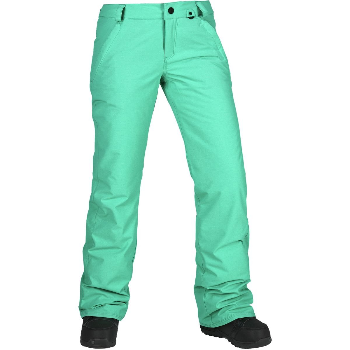 Volcom Snow Women's Frochickie Insulated Pants Teal Green X-Small