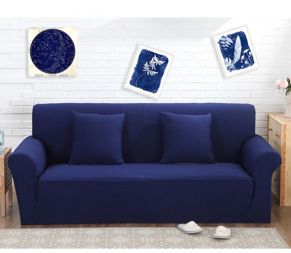 Cubierta del sofá allungare Slipcovers 1 y 2 y 3 plazas ...