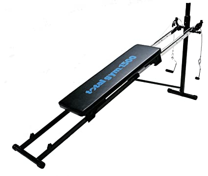 Amazon Total Gym 1500 Home Gyms Sports Outdoors