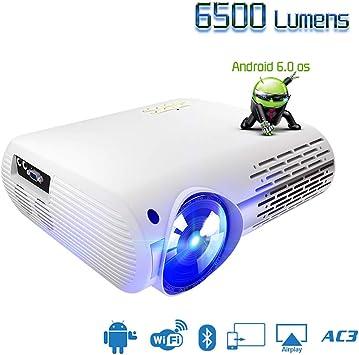 Taurusb Mini proyector, proyector portátil, Video Proyectores en ...