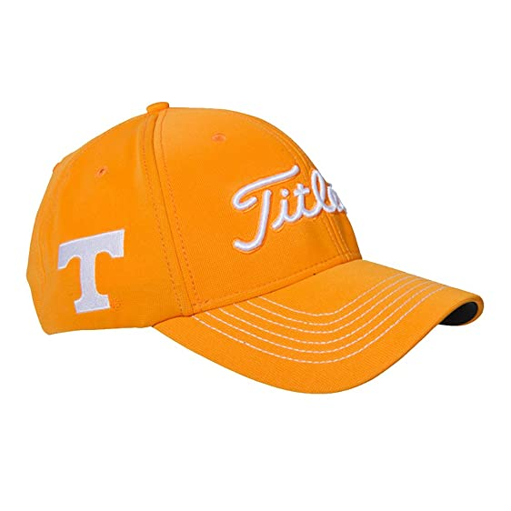 sale retailer 11785 5afe9 ... new zealand titleist ncaa tennessee volunteers fitted cap m l bd708  beff5