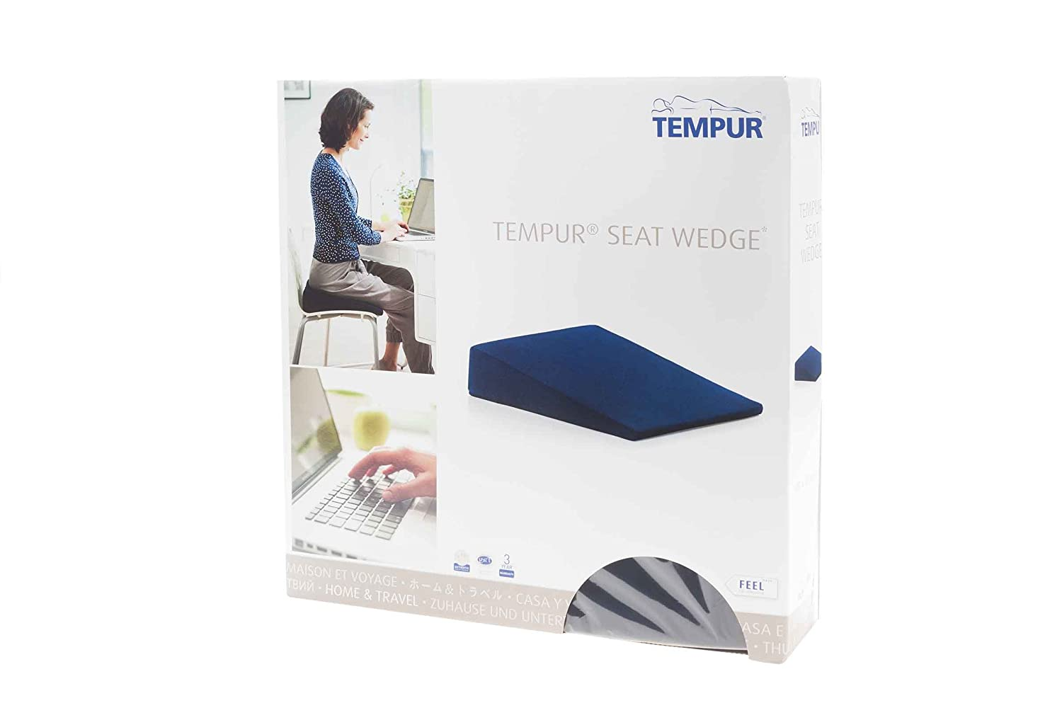 Tempur Seat Wedge