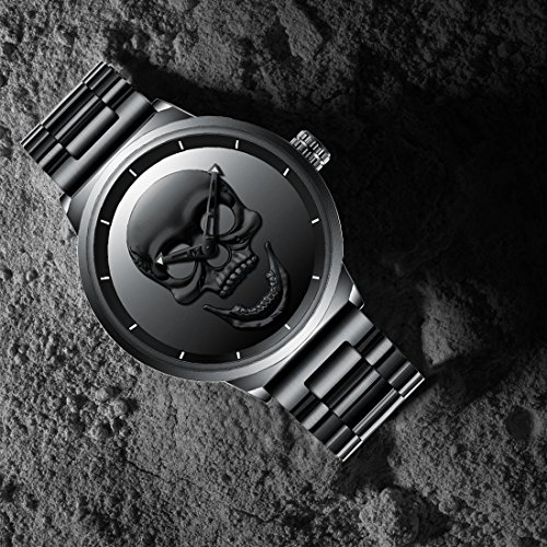 Mens-Black-Big-Face-Watches-Men-30M-Waterproof-Large-Luxury-Casual-Stainless-Steel-Wrist-Watch-for-Men