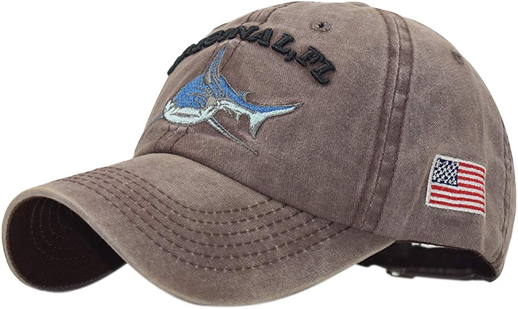 WeiMay. Gorra de béisbol algodón Bordado montañismo Sombrero ...