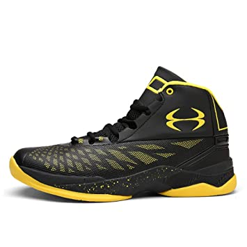 b1943712cee7b Amazon.com: HEmei Men's Shoes Spring Fall New Lovers Basketball ...
