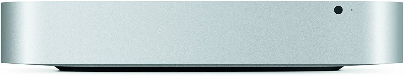 Apple Mac Mini MD387LL/A Desktop - 2.5GHz Intel Core i5, 4gb Memory, 500gb Hard Drive (Renewed)