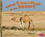 Animal Camouflage in the Desert, Martha E. H. Rustad, 1429633263
