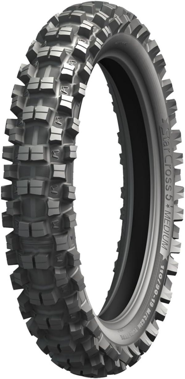 100//100-18 Michelin Starcross 5 Medium Rear Tire