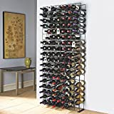 30 bottle wine rack - Wine Enthusiast 144 Bottle black Tie Grid