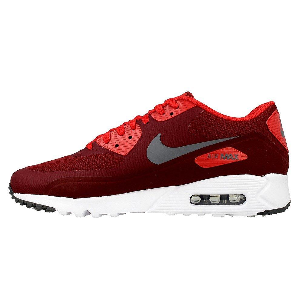Nike - Air Max 90 Ultra Essenti - 819474602 - Colore: Rosso - Taglia: 41.0