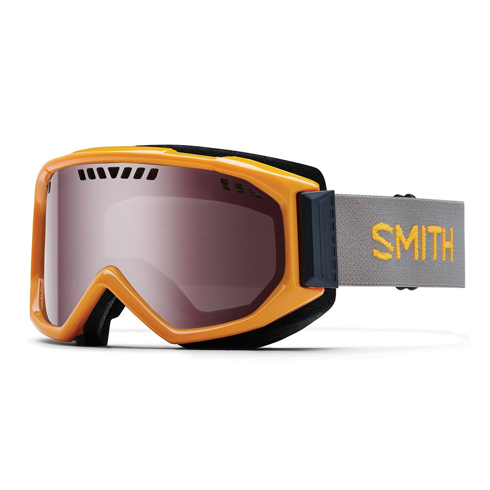SMITH OPTICS SCOPE PRO Ski- Snowboardbrille Solar - Ignitor Mirror NEU