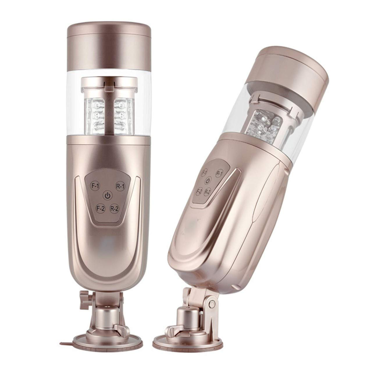 Telescopic Lover 2 Automatic Sex Machine, Rotating and Retractable Electric Male Masturbators, Sex Toys for Men Retail Box Packing