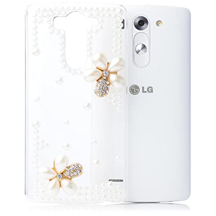 Amazon.com: iCues | Compatible with LG G3 Mini | Pearl ...