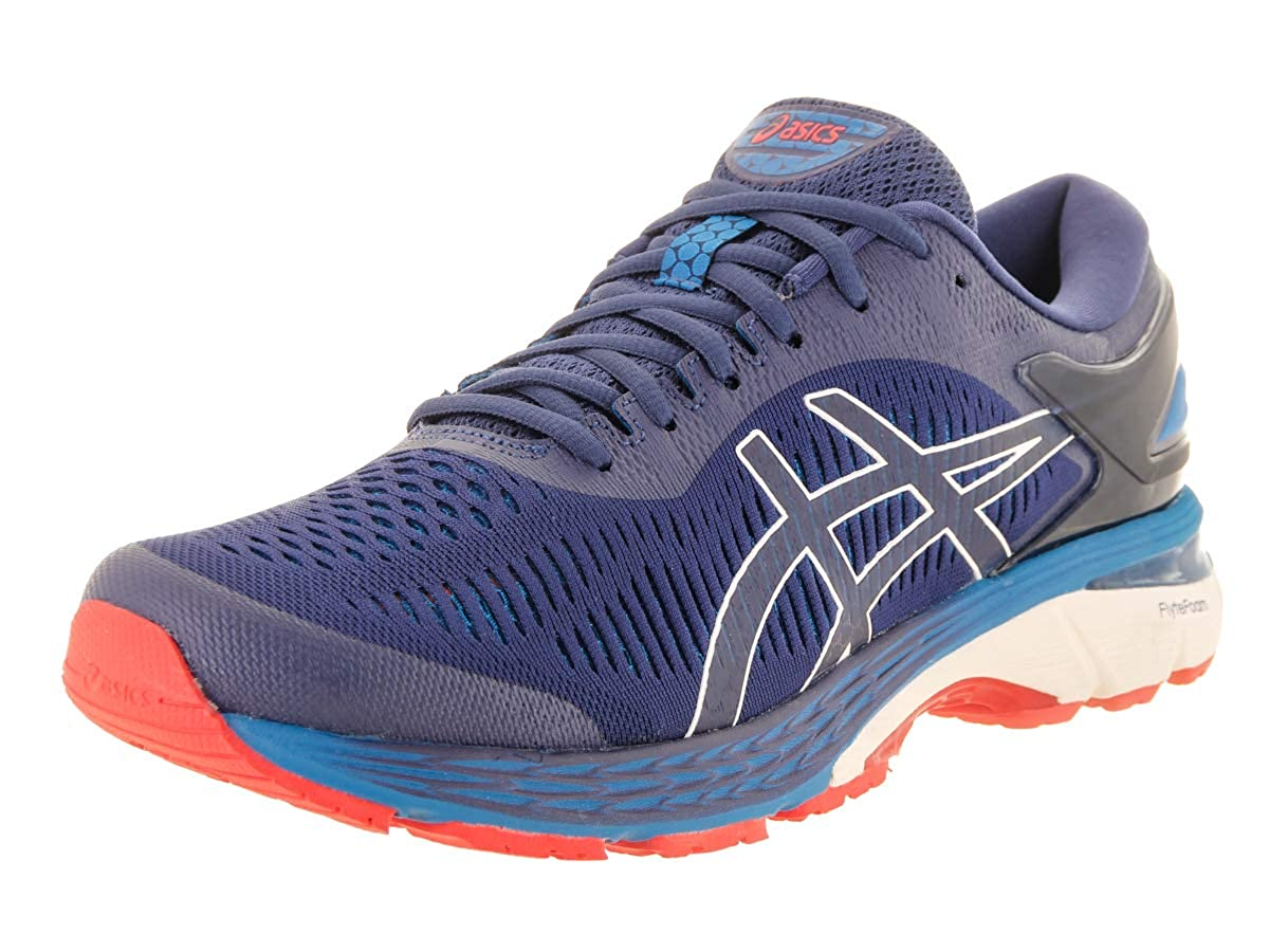 Indigo bluee   Cream ASICS Men's Gel-Cumulus 20 Running shoes 1011A008
