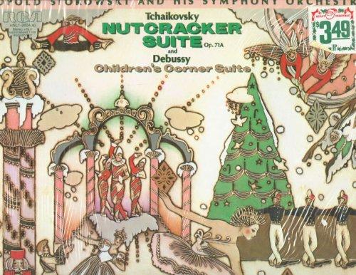 Tchaikovsky Nutcracker Suite Op 71A and Debussy Children's Corner Suite